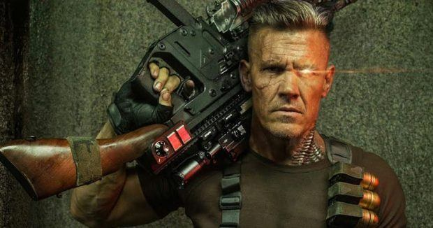 Cable (Josh Brolin) Will Appear in Four Movies, Including Deadpool 2