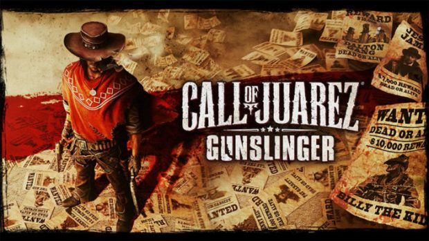 The range of games Call of Juarez again on sale