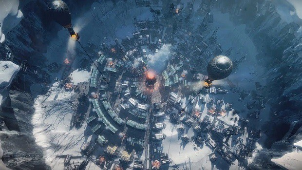 Frostpunk 2018 Game Wallpapers: Frostpunk Benchmarks Reveal How Well The Game Is Optimized
