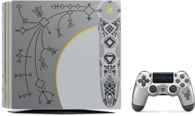 God of War PS4 Pro 1TB Limited Edition is in Stock At Amazon