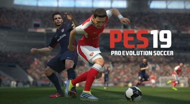 Pro Evolution Soccer. PES 19 Demo