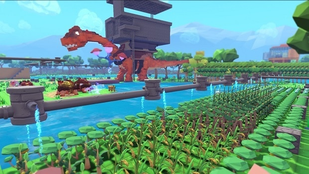 PixARK Console Commands and Cheats Guide
