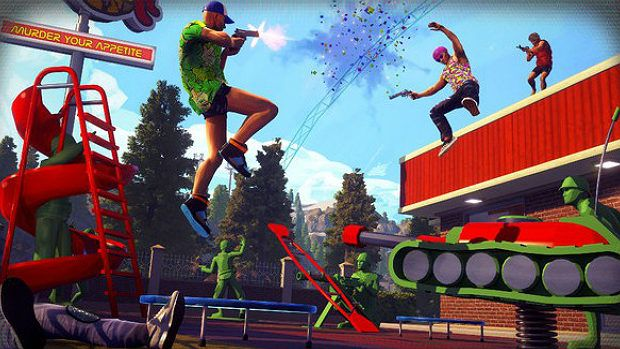 '80s-style battle royale Radical Heights launches today
