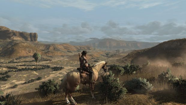 Red Dead Redemption and The Last Of Us on RPCS3 emulator, Red Dead Redemption Update
