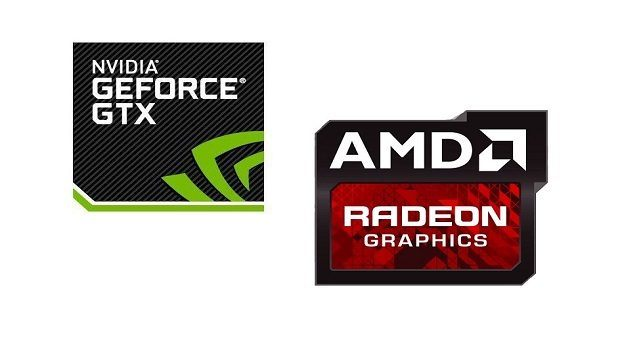 AMD And Nvidia GPU Shipments