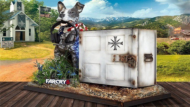Far Cry 5 custom PC