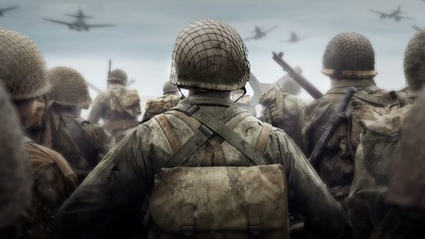 Call Of Duty WW2 Free This Weekend On Steam, Try It Now