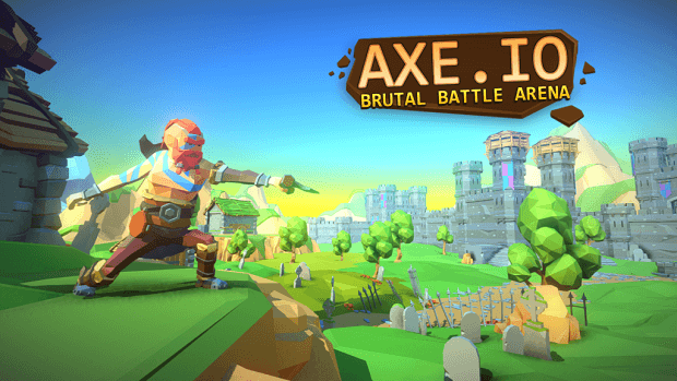 Axe.io Guide – Game Modes, Leveling Up, Shield Defense, Combat (Tips And Tricks)