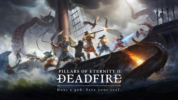 Pillars of Eternity 2 Deadfire Oversized Screen Fix, Game