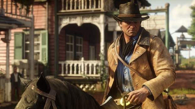 Take-Two Expects To Make Records With Red Dead Redemption 2