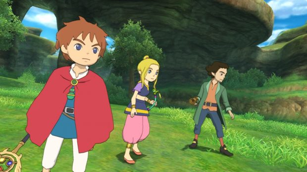 Ni no Kuni on RPCS3 Emulator