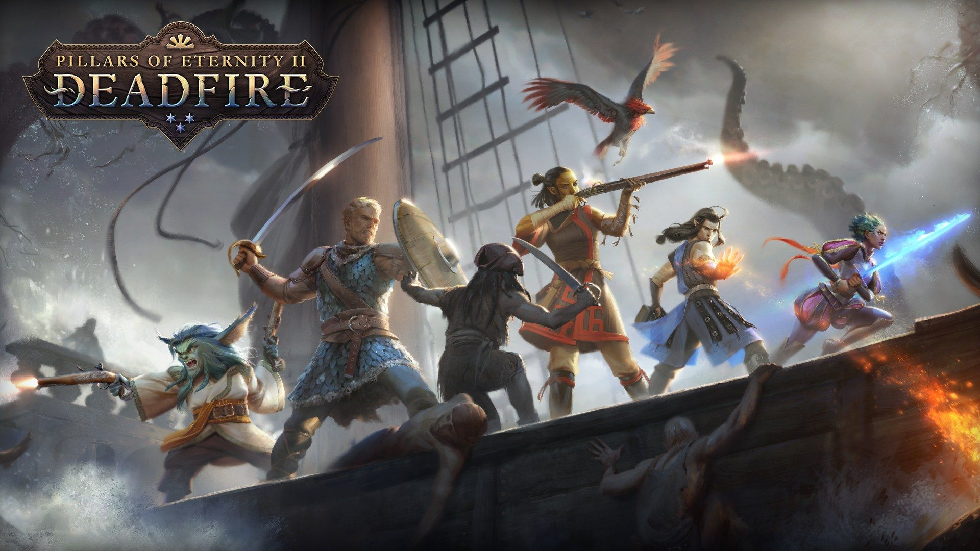 Pillars of Eternity 2 Deadfire Combat (1)