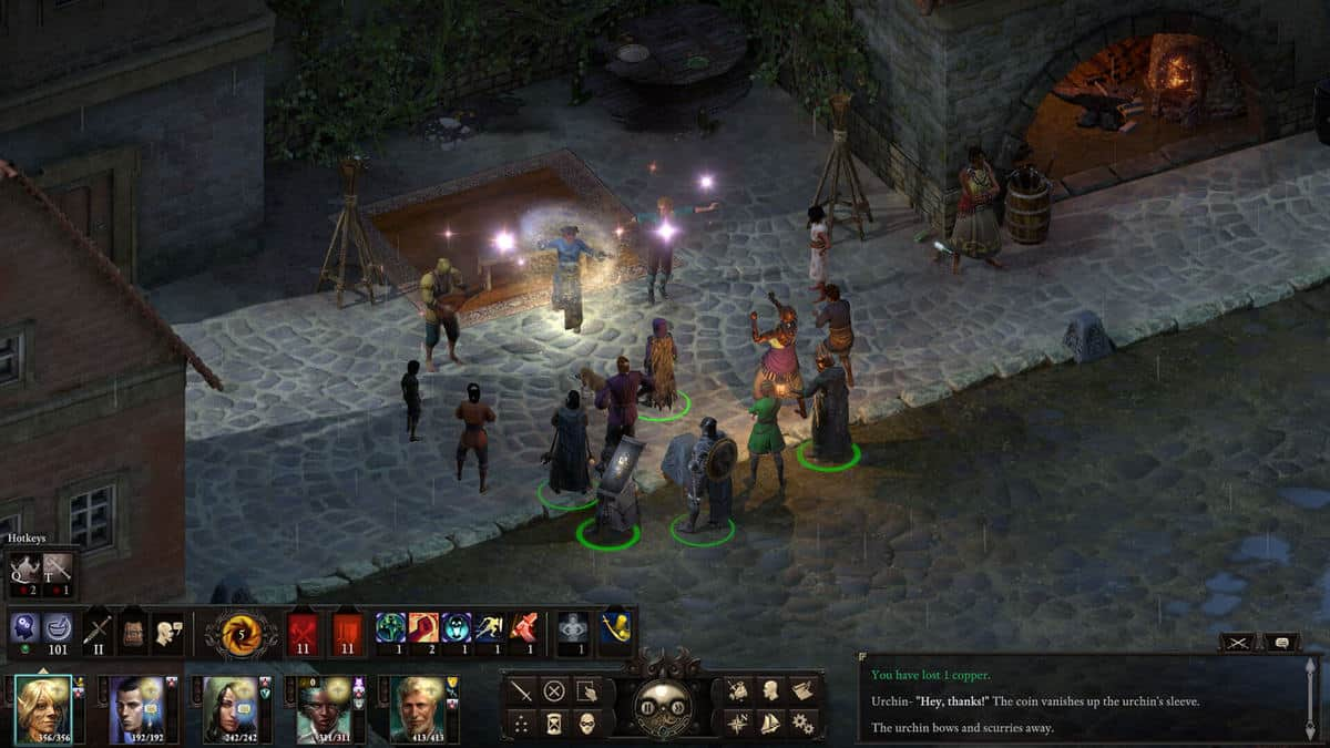 Pillars of Eternity 2 Deadfire Combat (3)
