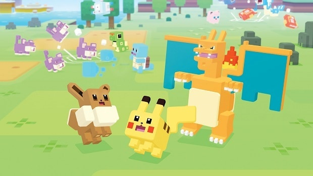 Pokemon Quest Starter Pokemon