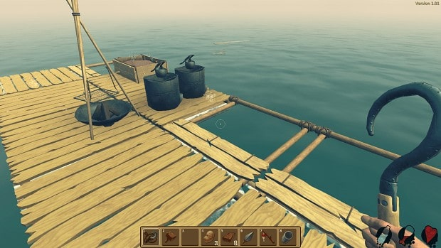 Raft Survival Guide – Research Stations, Rafts, Hammer, Food & Water, Island, How To Deal With Sharks