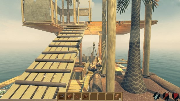Raft Beginners Guide – Cooking Food, How To Extend Raft, Dealing With Sharks, Harvesting