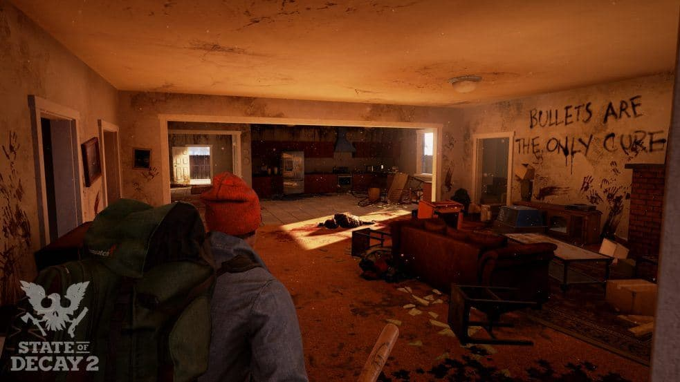 How To Build Upgrade Home Base In State Of Decay 2