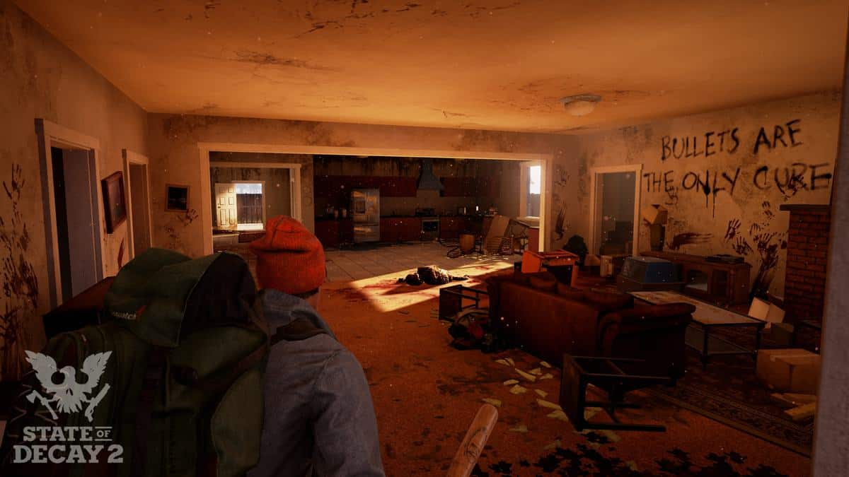 Home Base in State of Decay 2