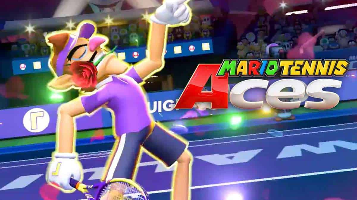 Mario Tennis Aces Review – Hit and a Miss