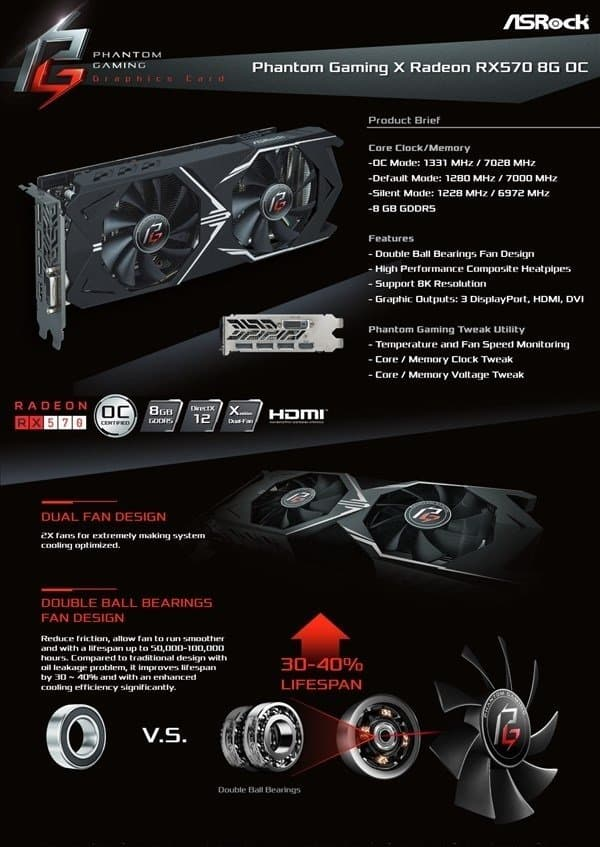 ASRock Phantom Gaming Series