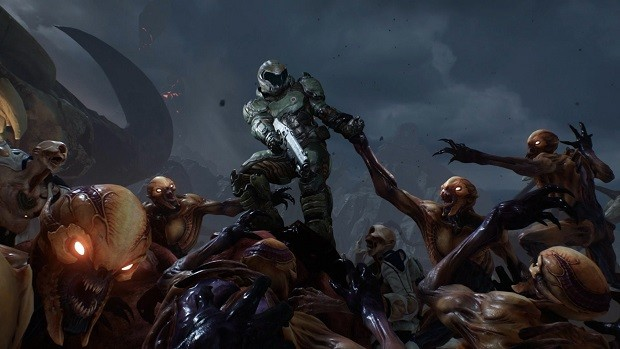 DOOM Eternal Racist Controversy Offends Social Justice Warriors