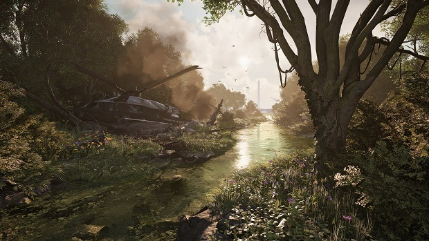 The Division 2 graphics, The Division 2 Real-Time Ray Tracing