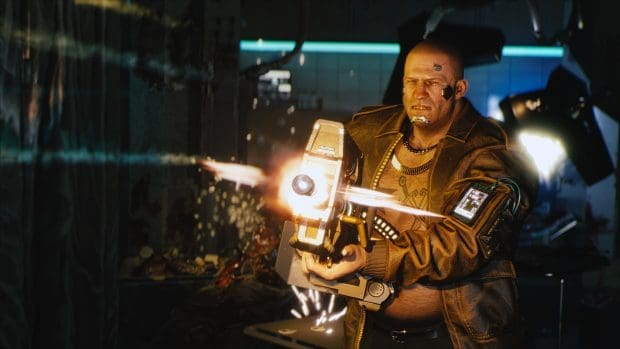 Cyberpunk 2077 Gun Laws in Night City Allow Everyone to Have a Gun