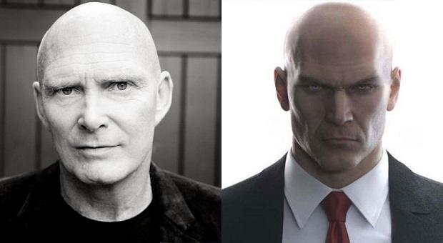 David Bateson Will Be Voicing Agent 47 In Hitman 2 Once