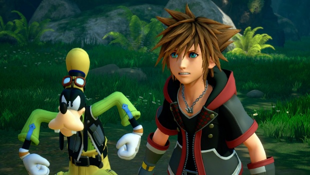 Kingdom Hearts 3 Kingdom of Corona