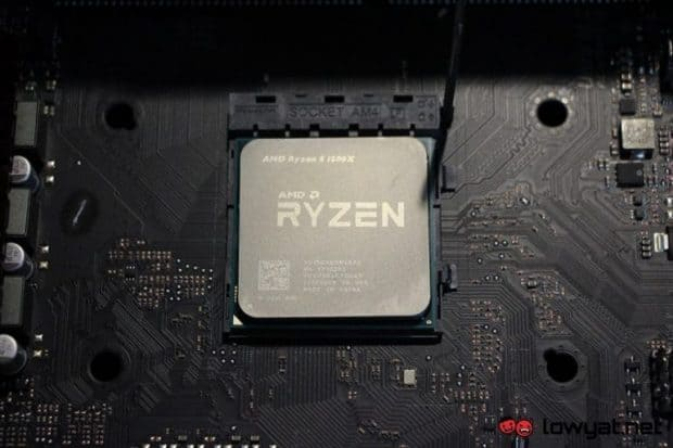 AMD Z490 Chipset Killed
