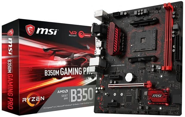 MSI B450 Tomahawk And B450-A Pro Motherboards For AMD Ryzen