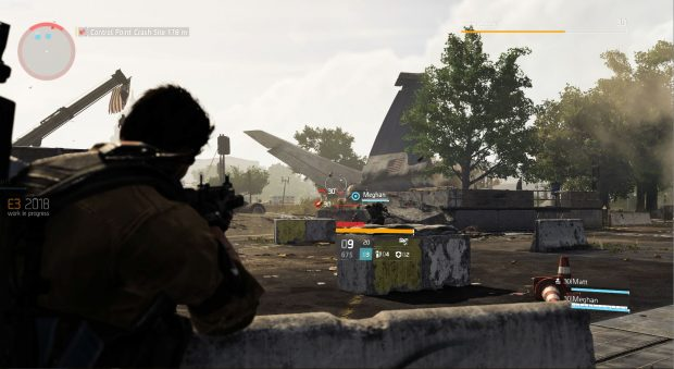 The Division 2 technical alpha