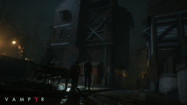 Vampyr Districts Guide