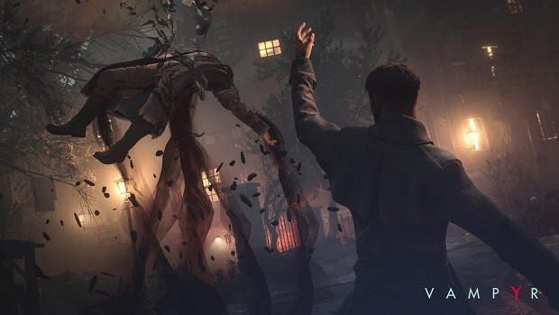 Vampyr Eternal Thirst Walkthrough