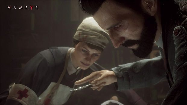 Vampyr Burying the Past Walkthrough Guide