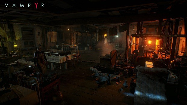 Vampyr The Sad Saint of The East End Walkthrough Guide