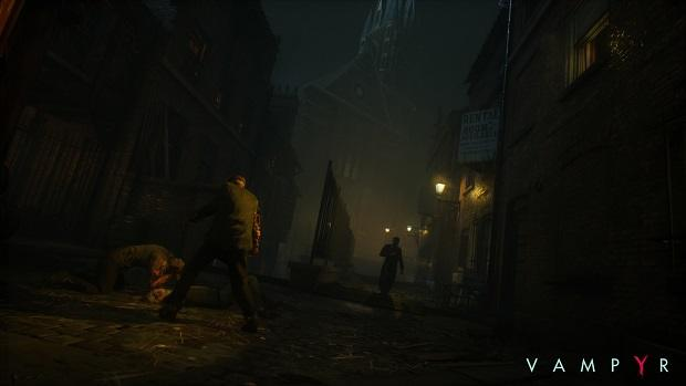 Vampyr Take Me to the Hospital Walkthrough