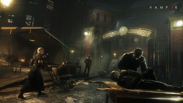 Vampyr A Rat in the Hospital Walkthrough Guide – Eavesdropping, Boss Tips