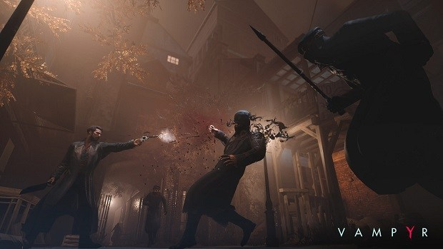 Vampyr Weapons Guide