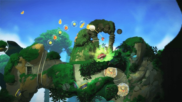 Yoku's Island Express Wallet Upgrades Locations Guide