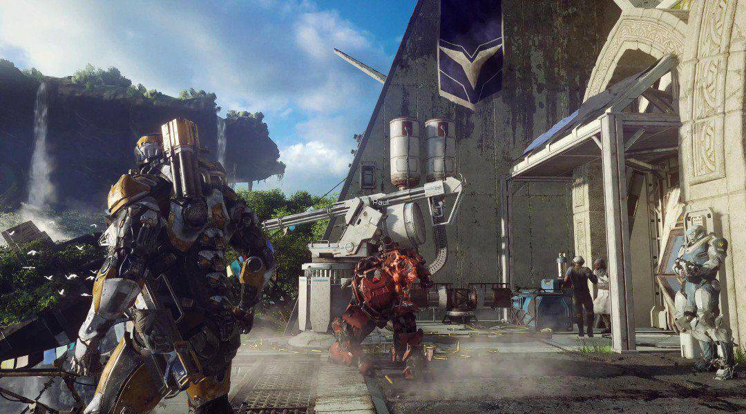 BioWare Confirms Anthem Release Date After Earlier Leak