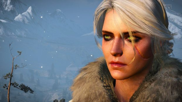 Ciri May Get Her Own Side Quest In Cyberpunk 2077, Her