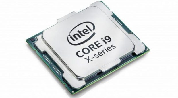 Intel Core-X HEDT CPU
