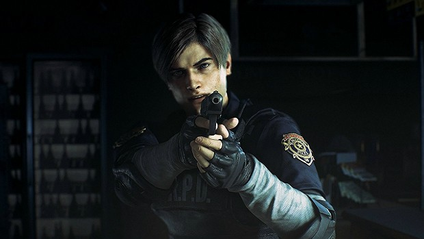 Resident Evil 2 Collector's Edition Includes Leon Figurine and Item Box Design