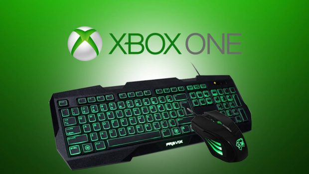 Mouse And Keyboard Support On Xbox One