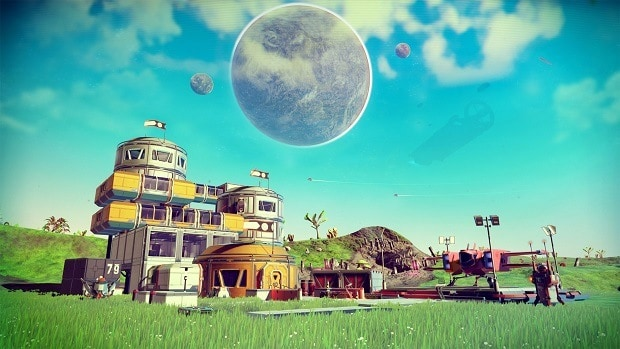 No Man's Sky NEXT Beginners Guide