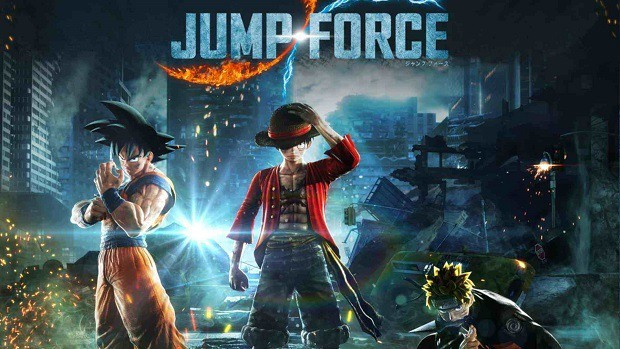 Everything About Jump Force DLC
