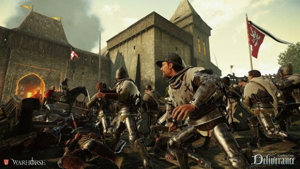 How To Start Kingdom Come: Deliverance From the Ashes DLC