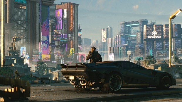 Cyberpunk 2077 vs. The Witcher 3: Wild Hunt vs. GTA 5