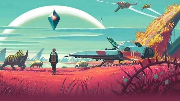 No Man's Sky NEXT Freighter Guide